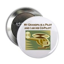Grandpa's Co-Pilot Helicopter Button
