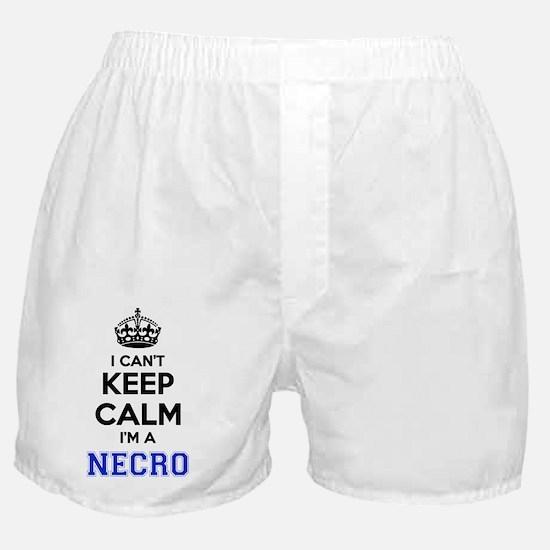 Unique Necro Boxer Shorts