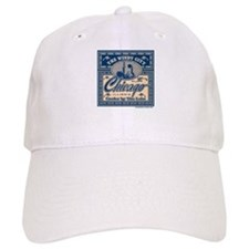 Chicago Box Design Baseball Cap