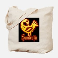 Sankofa Study Group Tote Bag