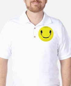 Smiley Golf Shirt