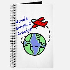 World's Greatest Grandpa Journal