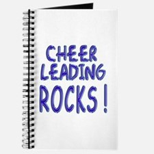 Cheer Leading Rocks ! Journal