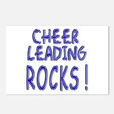 Cheer Leading Rocks ! Postcards (Package of 8)