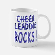 Cheer Leading Rocks ! Mug
