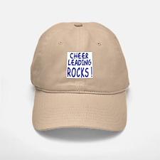 Cheer Leading Rocks ! Baseball Baseball Cap