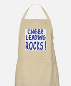 Cheer Leading Rocks ! BBQ Apron