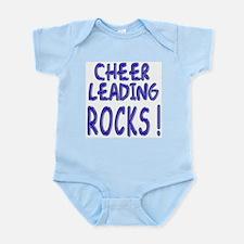 Cheer Leading Rocks ! Infant Bodysuit