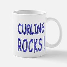 Curling Rocks ! Mug
