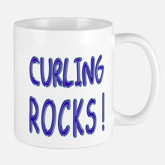 Curling Rocks ! Mug