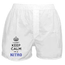 Funny Nitro Boxer Shorts
