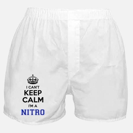 Cute Nitro Boxer Shorts