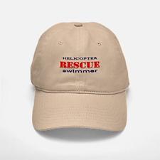 Helicopter Rescue Swimmer Baseball Baseball Cap