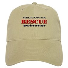 Helicopter Rescue Swimmer Baseball Cap