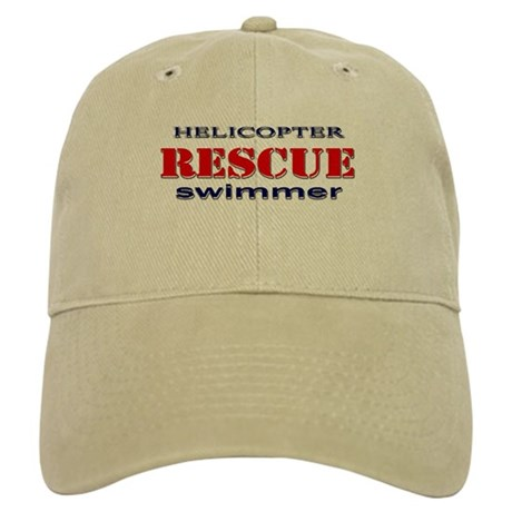 Helicopter Rescue Swimmer Cap