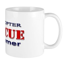 Helicopter Rescue Swimmer Small Mugs