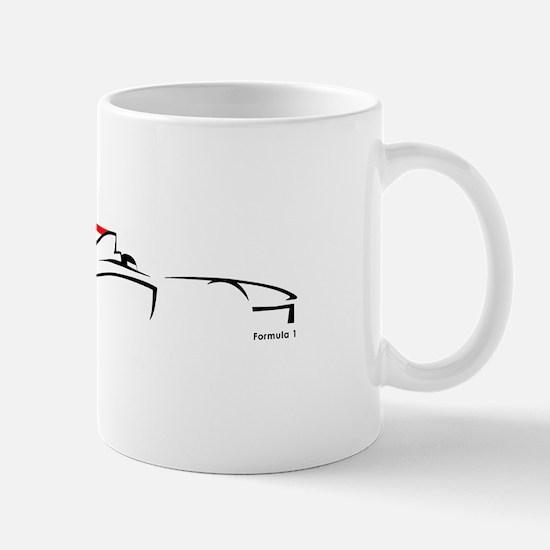 Formula 1 USA Mug