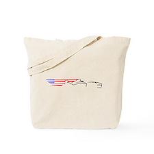 Formula 1 USA Tote Bag
