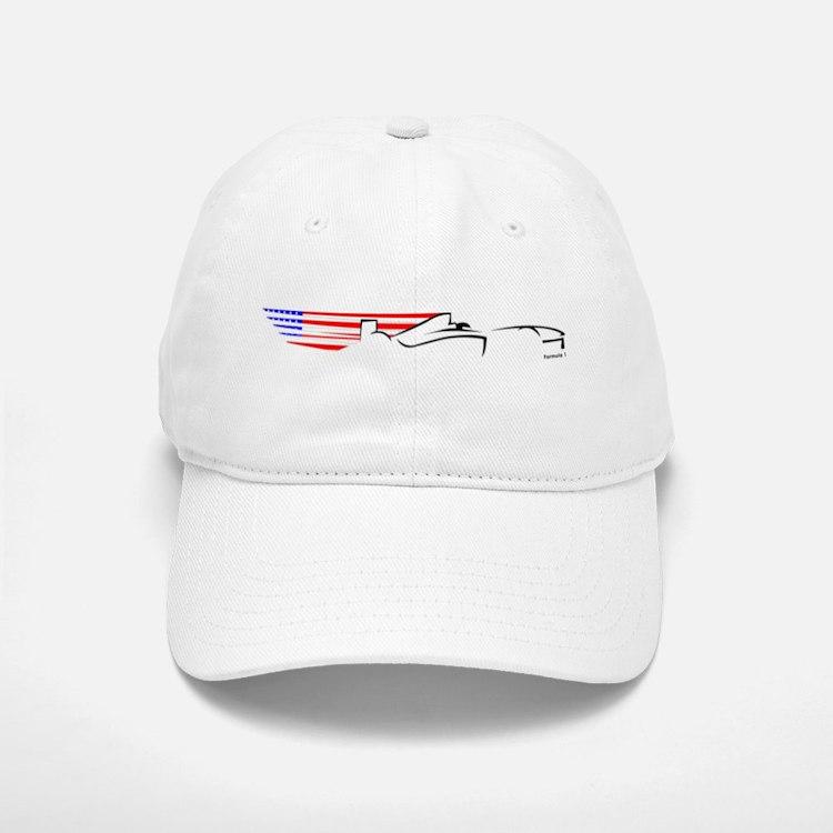 Formula 1 USA Baseball Baseball Cap