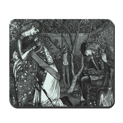 The Knight's Farewell Mousepad