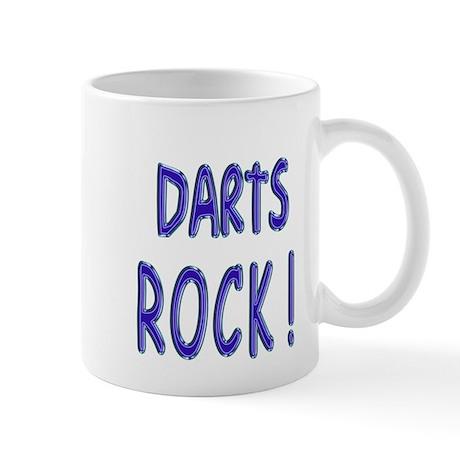 Darts Rock ! Mug