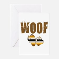 Woof Greeting Cards (Pk of 10)