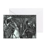 The Knight's Farewel Greeting Cards (Pk of 10)