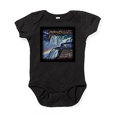 Cute Niagara falls Baby Bodysuit
