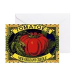 Creole Tomatoes Cards