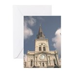 St. Louis Cathedral Note Cards