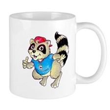Ronnie Raccoon Mug