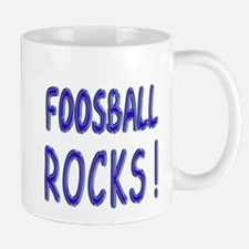 Foosball Rocks ! Mug