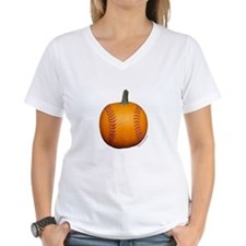 Baseball Pumpkin Shirt