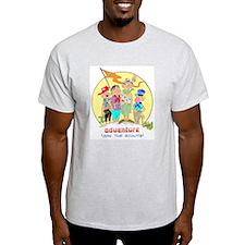 ADVENTURE-BOY SCOUTS II T-Shirt