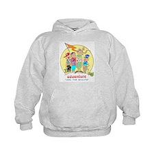 ADVENTURE-BOY SCOUTS II Hoodie