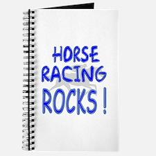Horse Racing Rocks ! Journal