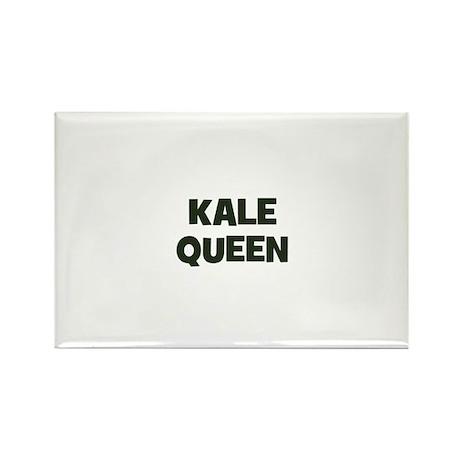 kale queen Rectangle Magnet