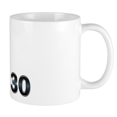 PHD before 30 Mug
