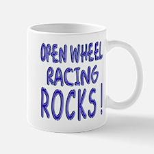 Open Wheel Racing Rocks ! Mug
