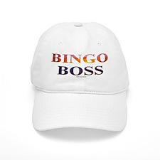 Bingo Boss Engrave MT Baseball Cap
