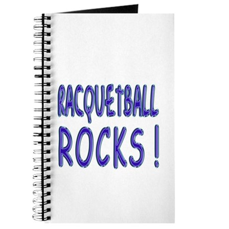 Racquetball Rocks ! Journal