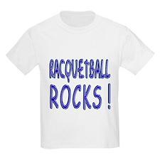 Racquetball Rocks ! T-Shirt