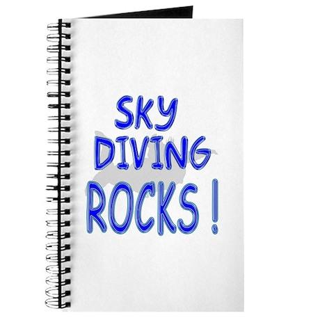 Sky Diving Rocks ! Journal