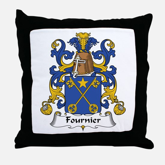 Fournier Throw Pillow