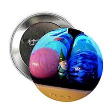"Bowling Gnome 2.25"" Button"