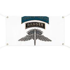 SF Ranger HALO Banner