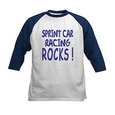 Sprint Car Racing Rocks ! Tee