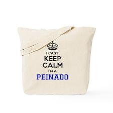 Funny Peinado Tote Bag