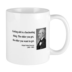 Ralph Waldo Emerson 18 Mug