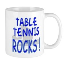 Table Tennis Rocks ! Mug